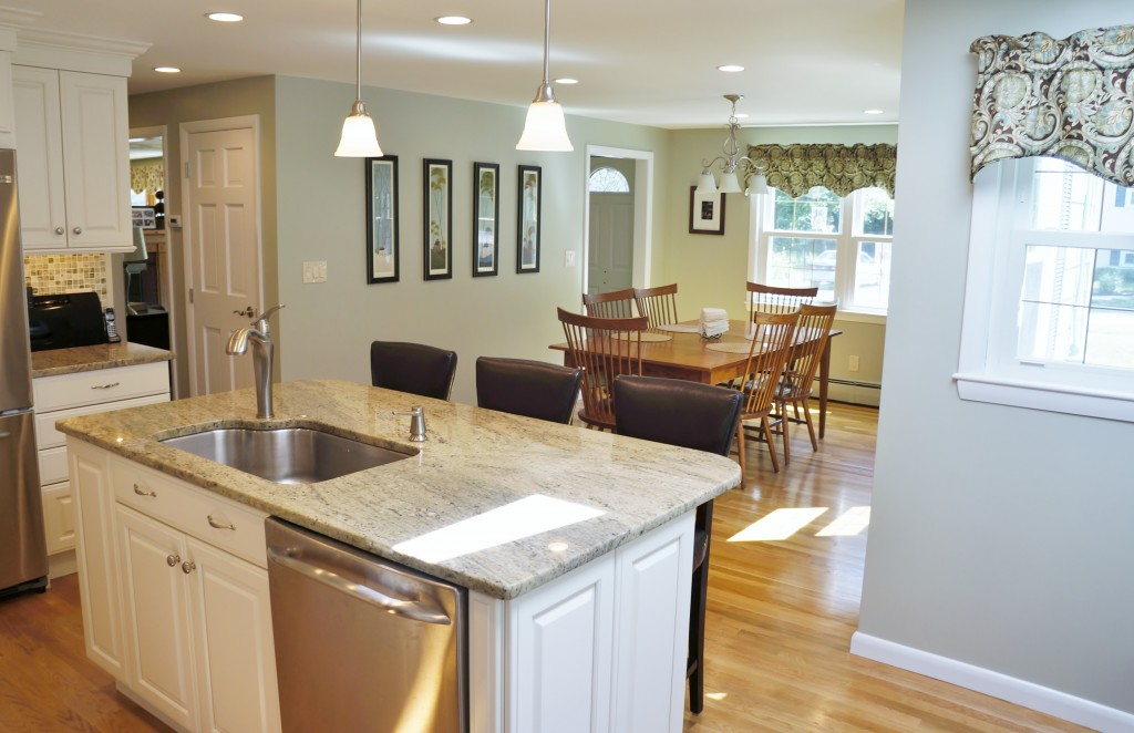 westborough kitchen remodel