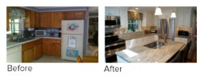 Kitchen Design and Cabinets are all available at the Kitchen Center of Framingham, MA.