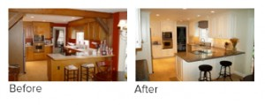 Kitchen Design Services are available from The Kitchen Center