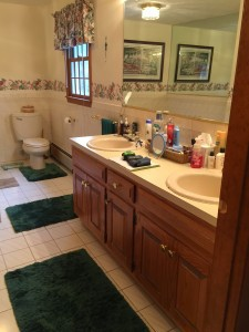 Bathroom Remodeling Services available from The Kitchen Center