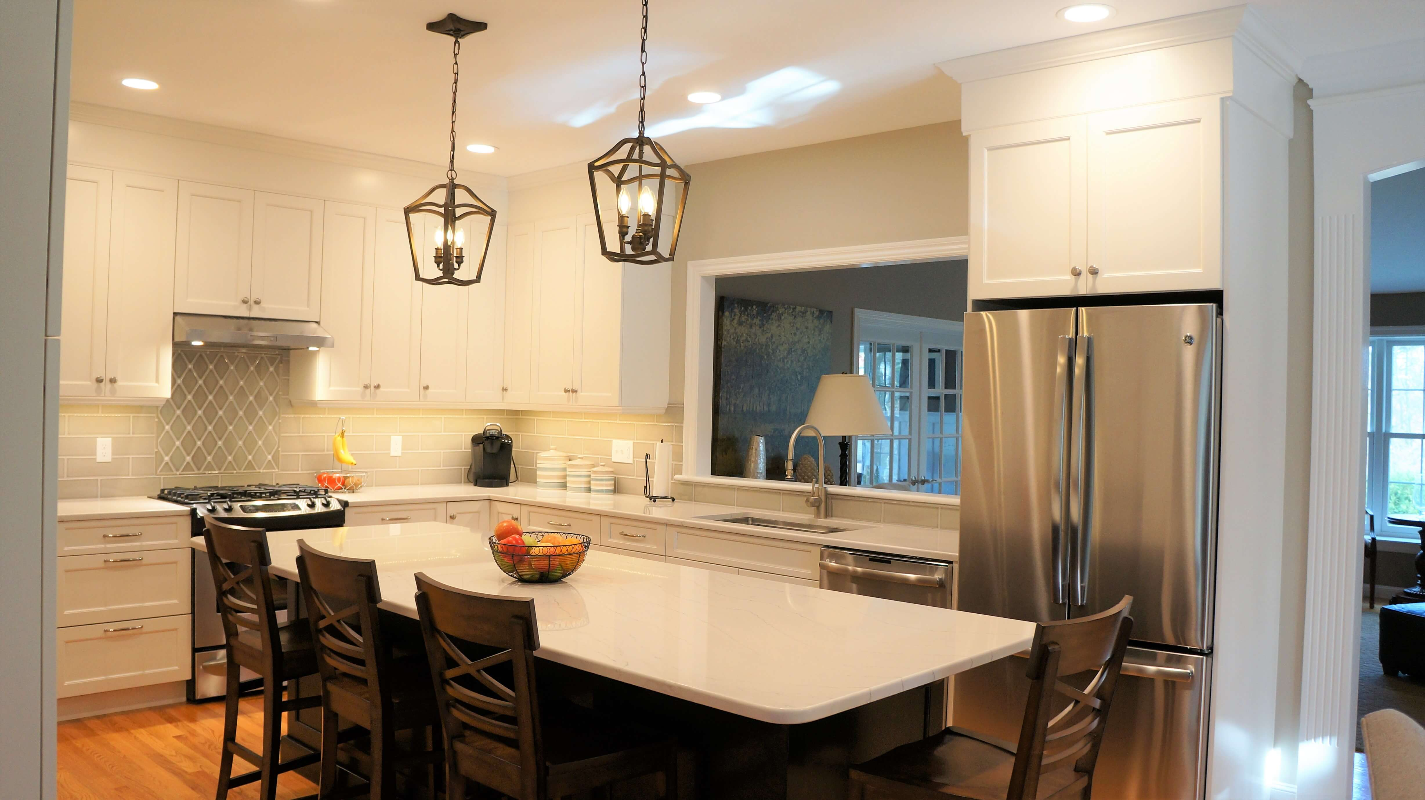 Benefit Of Adding A Breakfast Bar | The Kitchen Center of ...
